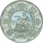 Souvenir medal - Hamburg – obverse
