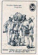 30 Pfennig (Alte Diele) – reverse