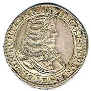 60 Kreuzer - Friedrich Casimir von Hanau-Lichtenberg – obverse