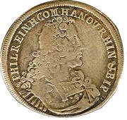 60 Kreuzer - Philipp Reinhard von Lichtenberg – obverse