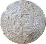 3 Kreuzer - Johann Reinhard I – obverse