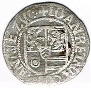 8 Pfennig - Johann Reinhard I. – obverse