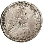 1 Gulden - Philipp Reinhard – obverse