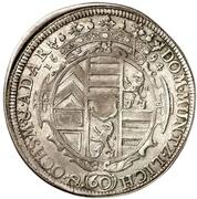 1 Gulden - Philipp Reinhard – reverse