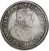 27 Albus - Philipp Ludwig II. -  obverse