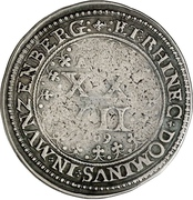 27 Albus - Philipp Ludwig II. -  reverse