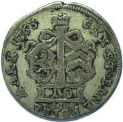 10 Kreuzer - Wilhelm IX – reverse
