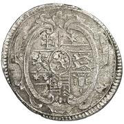 2 Albus - Wilhelm VIII. – obverse