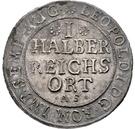 ½ Reichsort – reverse