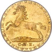 2½ Thaler - George III – obverse