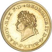 2½ Thaler - George IV – obverse
