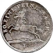 ⅙ Thaler - Georg IV – obverse