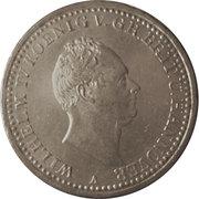 1 Thaler - William IV -  obverse