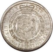 1 Thaler - William IV – reverse