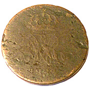 2 Pfennig - William IV. – obverse