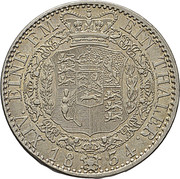 1 Thaler - Wilhelm IV – reverse