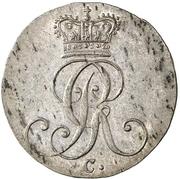 1 Mariengroschen - George III. – obverse