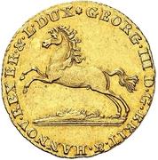 1 Ducat - George III. – obverse