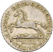 16 Gute Groschen - George IV. – obverse