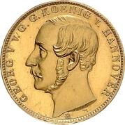 1 Krone - Georg V – obverse