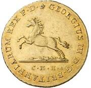 10 Thaler - Georg III. – obverse
