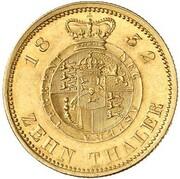 10 Thaler - Wilhelm IV. – reverse