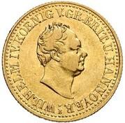 2½ Thaler - Wilhelm IV. – obverse