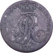 4 Pfennig - Georg IV – obverse