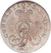 1 Mariengroschen - George III – obverse