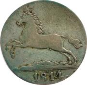 1/12 Thaler - George III – obverse