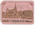10 Pfennig (Dannenberg; Sparkasse) – reverse