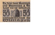 50 Pfennig (Wittingen; Kreissparkasse) – obverse