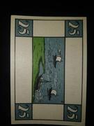 25 Pfennig (Wilhelmshaven) – reverse