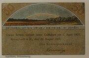 50 Pfennig (Neustadt am Rübenberge; Kreissparkasse) – obverse