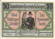 50 Pfennig (Selsingen) – obverse
