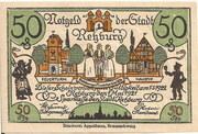 50 Pfennig (Rehburg) – obverse