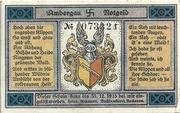 50 Pfennig (Bockenem; Buchdruckerei Rehmann) – obverse