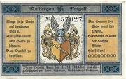 75 Pfennig (Bockenem; Buchdruckerei Rehmann) – obverse
