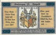 1 Mark (Bockenem; Buchdruckerei Rehmann) – obverse