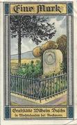 1 Mark (Bockenem; Buchdruckerei Rehmann) – reverse