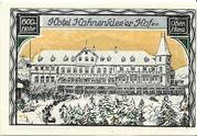 125 Pfennig (Bockswiese-Hahnenklee; Hermann Knüppel) – reverse
