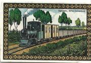 75 Pfennig (Lichtenhorst; Kriegs Gefangenen Lager) – reverse