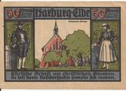 50 Pfennig (Kreissparkasse) – reverse