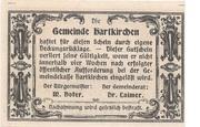 25 Heller (Hartkirchen) – reverse