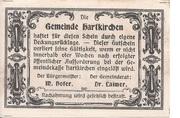 75 Heller (Hartkirchen) – reverse