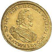 1 Ducat - Melchior von Hatzfeldt-Gleichen – obverse