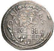 3 Gute Kreuzer - Franz von Hatzfeld-Gleichen – reverse