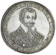 1 Thaler - Sebastian I. von Hatzfeld-Wildenburg-Krottorf – obverse