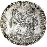1 Thaler - Sebastian I. von Hatzfeld-Wildenburg-Krottorf – reverse