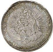 1 Thaler - Hermann von Hatzfeldt-Wildenburg-Krottorf-Gleichen (Ausbeutetaler) – reverse